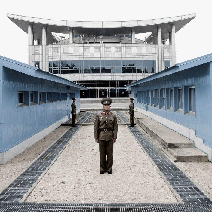 DMZ, Coréia do Norte